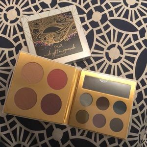 PUR | FACE PALETTE! EYESHADOW/BLUSHES!